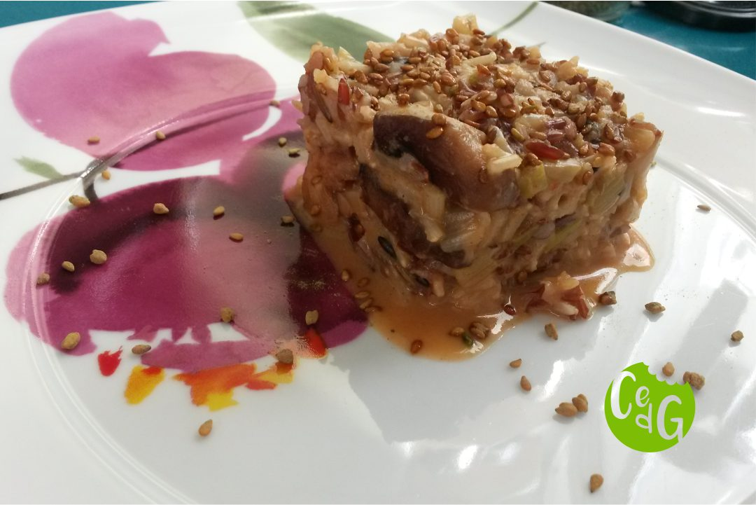 Arroz meloso - Cocinar es de Guapas - Blog - Beba