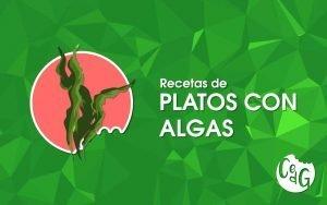 Recetas de Platos Con Algas - Cocinar es de Guapas