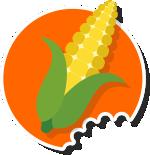 Cocinar es de guapas - Cereales - Maiz - elementos veganos