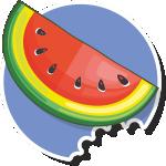 Cocinar es de guapas - Frutas - Sandía - ingredientes veganos