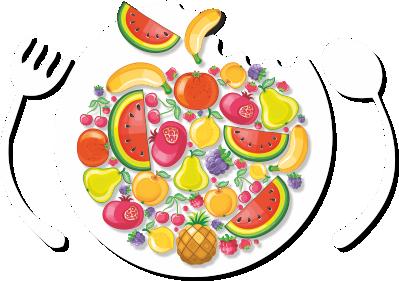 El Blog de Cocinar es de Guapas - Comer Vegano es divertido