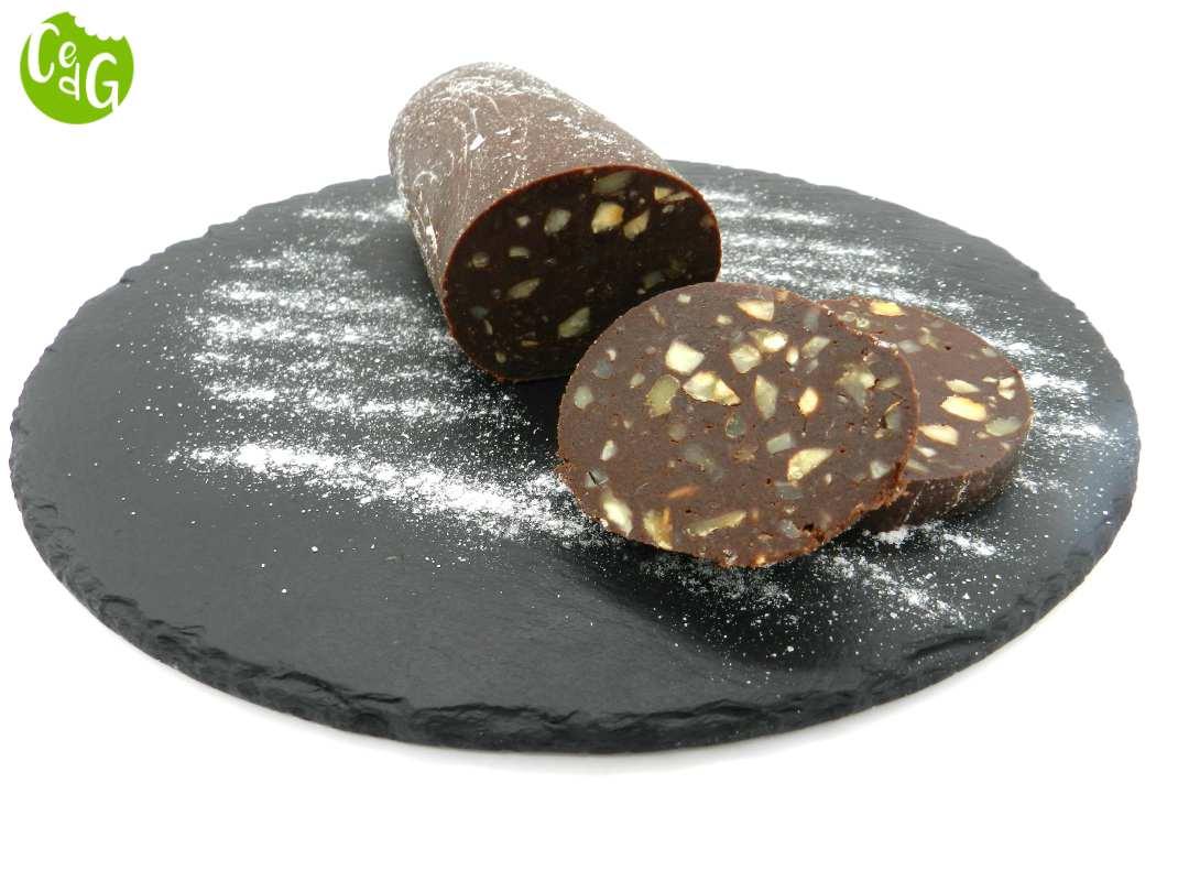morcilla de chocolate